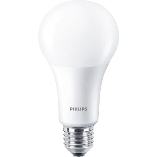 Philips 100W Equivalent Daylight A19 Medium Dimmable LED Light Bulb